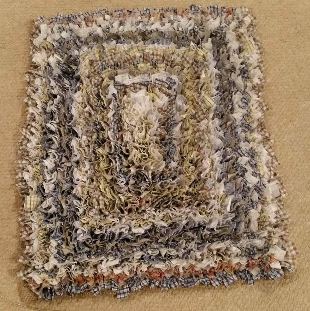 Home Of UK Rag Rug Making Since 1991