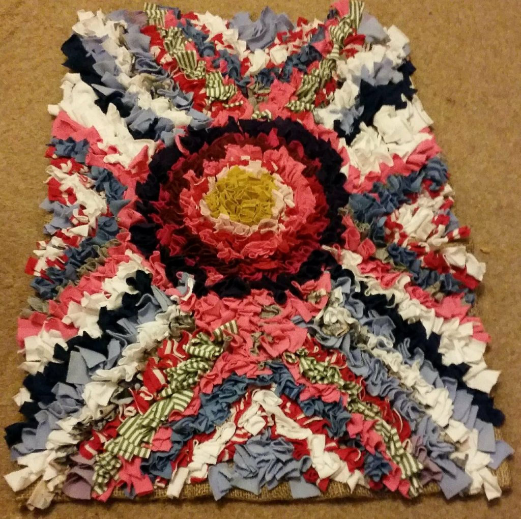 Home Of UK Rag Rug Making Since 1991